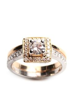 Heirloom jewels are so perfect.....$1039 is worth it for this pretty.