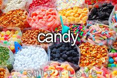 You're crazy if you don't love candy!