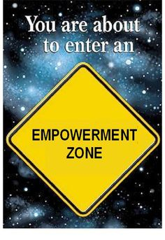 empowerment | THE BLESSING is Empowerment