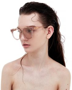 789086b443b Gentle Monster x Tilda Swinton Newtonic Sunglasses - Urban Oxygen