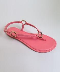 Pink Nadya Sandal