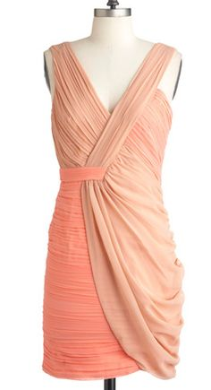 The Fifty Shades of Coral Dress - Adabelle's Fashion Lounge