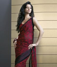 Swathe yourself in the stunning traditional look and create a style which is fresh and unique with this beautiful saree collection. It exhibits gorgeous colors and makes your ethnic look more beautiful and classy. So drape it and flaunt it in style. BRAND: BrijrajCATEGORY: Saree with Unstitched BlouseARTICLECOLOURMATERIALLENGTHSareeRed and NavyPoly Georgette 5.40 metersBlouseRed and NavyPoly Georgette0.80 metersWe would always want to send you what we showcase but there might be a slight…