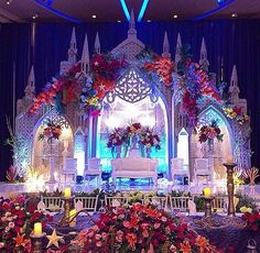 under the sea wedding decoration