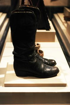 Justin Boots - Early Original Design   by Houston Museum of Natural Science