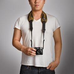 My DSLR strap...