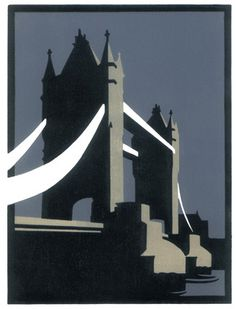 Paul Catherall St. Jude's specialising in British printmaking