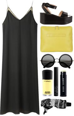 """""""and it was called """"yellow""""."""" by rosiee22 ❤ liked on Polyvore"""