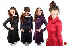 Du hast rote Lackschuhe im Schrank? Wir haben das passende Kleid dazu! Dieses supersüße, knielange und äußerst schicke Kleid kommt mit anbetungswürdig