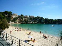 ღღ The beach at Porto Cristo, Mallorca/Spain