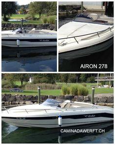 Airon Marine 278 _______ Mehr Technische Daten unter www.CaminadaWerft.ch Oder einfach anrufen +41 (41) 340 40 14 C. Müsken  #aironmarine #motorboat #motorboot #schweiz #suisse #svizzera #luzern #basel #zürich #genf #geneva #vierwaldstättersee #zürisee #zürichsee #bodensee #speedboot #walensee #genfersee #lacleman #neuenburgersee #lacdeneuchatel #langensee #lagomaggiore #luganersee #lagodielugano #thunersee