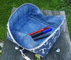 Crochet bags purses 771663717387016667 - Anleitung und Schnitt MagicPouch – LonneBag Source by Diy Sewing Projects, Knitting Projects, Sewing Crafts, Sewing Tutorials, Diy Handbag, Diy Purse, Diy Bags Purses, Purses And Handbags, Diy Sac
