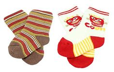 AmazingUSA 012 Months Babies Winter Cotton Socks Robot 01 YR * Details can be found by clicking on the image.