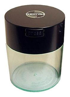 Tightvac Coffeevac 1/2 Pound Vacuum Sealed Storage Container: Amazon.co.uk: Kitchen & Home