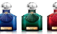 Guerlain Colour Collection Flacon Quadrilobé ~ New Fragrances