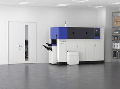 epson's paperlab office system recycles shredded documents to produce fresh new paper