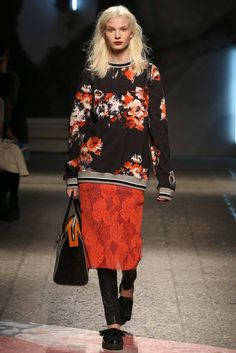 MSGM Fall 2014 Ready-to-Wear - Collection - Gallery - Look 1 - Style.com