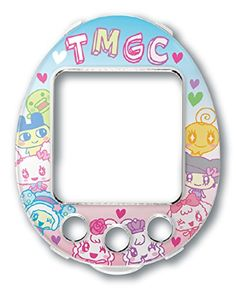 Bandai Tamagotchi Cover Tamatomo Rainbow Style From Japan for sale online Baby Pink Aesthetic, Aesthetic Indie, Hello Kitty Themes, Photo Collage Template, Aesthetic Template, Rainbow Fashion, Wall Collage, Overlays, Templates