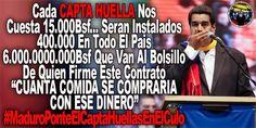 @mmgarcia301072 #ArrechateVenezue#noalcaptahuellas Venezuela pic.twitter.com/oyWEJLhkYY ???QUIEN SE ENRIQUECE CON ESTE NEGOCIO??