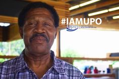 """""""UPO has given me an opportunity to work with young people. My role gives me the opportunity to give something back to the youth.""""#I AM UPO #Volunteer #Nonprofit #Washington DC"""