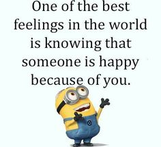 This used to be my motto in life. I lived it without even thinking about it. And then I fell in love with an addict.  So now I am on my way back to this point.  It will be so delicious when I arrive. Best 45 Very Funny minions Quotes #minions quotes