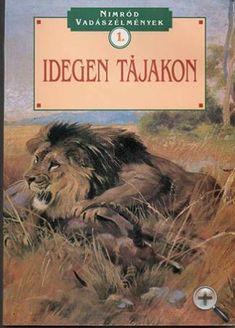 Idegen tájakon (vadász könyv) Lion, Sci Fi, Animals, Leo, Science Fiction, Animales, Animaux, Lions, Animal