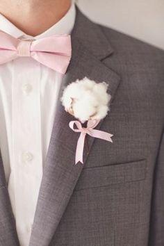 55 Soft And Natural Cotton Wedding Ideas | HappyWedd.com