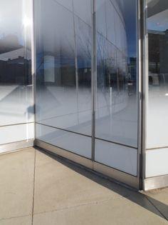 IAC Building Facade, Divider, How To Plan, Building, Room, Furniture, Business, Photos, Home Decor