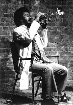 Art Ensemble of Chicago trumpeter Lester Bowie: Oct. 11, 1941 - 1999… (via magicmate)