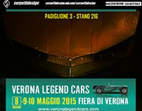 Verona Legend Cars 2015 Lamborghini Raton sculpture