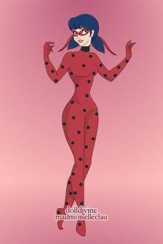 Ladybug, mais uma obra-prima minha (Adriele).