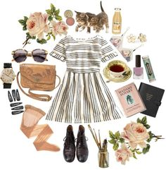 """""""Untitled #55"""" by cleacg ❤ liked on Polyvore"""