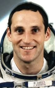 23rd human in space. Franz Viehbock Born :24 August 1960 Living Outer space : 2 October 1991 Time in space : 7d-22h-12m Nationality : Austrian