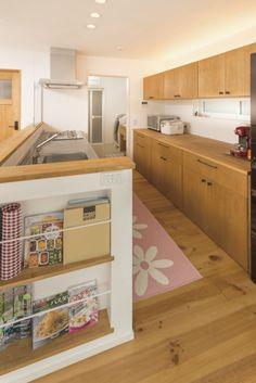食器棚 | 注文住宅 家 広島 工務店 オールハウス