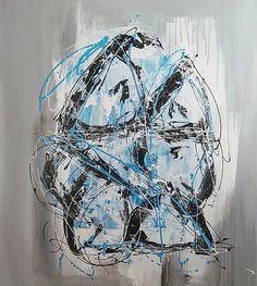 Painting for sale by Martin Boldsen Basic Instinct, Art Society, Types Of Art, Paintings For Sale, Wall Art, Gallery, Artwork, Artist, Kunst