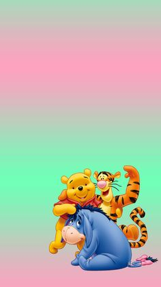 winnie the pooh wallpaper for phones - Yahoo Image Search Results Cute Winnie The Pooh, Winne The Pooh, Winnie The Pooh Quotes, Winnie The Pooh Friends, Cartoon Wallpaper Iphone, Mickey Mouse Wallpaper, Disney Phone Wallpaper, Baby Wallpaper, Winnie The Pooh Background