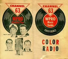 Old Top 40 Survey's: WPRO 630 Khz - Providence, R.I. (Feb.24, 1961) Survey #90