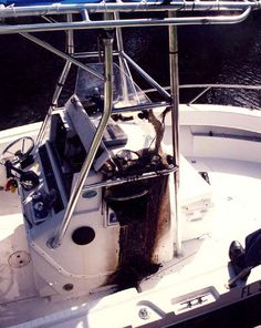 How to install electrical items on your boat