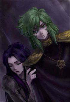 Pandora & Hades Shun