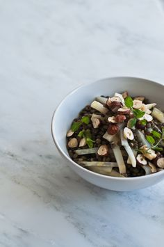 Life Love Food: Ottolenghi's Lentil Salad