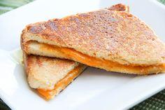 おいしいグリルドチーズサンドイッチ