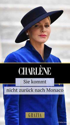 Fürstin Charlène von Monaco ist seit geraumer Zeit in ihrem Heimatland Südafrika. Gesundheitliche Probleme ließen den Rückflug zu ihrer Familie in die Ferne rücken. Nun scheint sie vorerst in Afrika zu bleiben. #grazia #grazia_magazin #charlenevonmonaco #fürstincharlene #royals #monaco