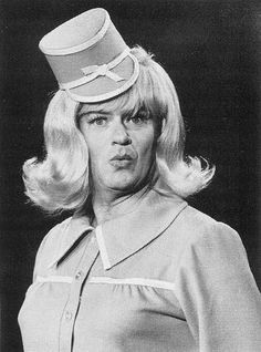 Harvey Korman, Celebrities in Drag Harvey Korman, Satanic Rituals, Carol Burnett, Iconic Movies, High Society, Rupaul, Glamour, Classic Tv, Showgirls