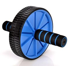 Faswin Ab Wheel Roller--stretch and Strengthen Your Abs, Core, Arms, Back and...
