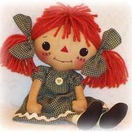 rag doll patterns/dcc