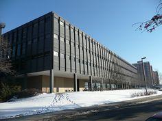 Mellon Hall of Science 1965|Mies van der Rohe