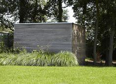 Tuinberging in Hout Modern en Strak > Tuinhuisjes | Bogarden