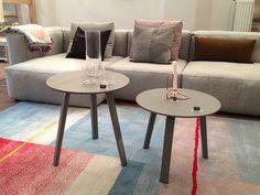 De Bella Coffee Table van HAY studio is leverbaar in diverse maten en kleuren. Het frame van de tafel is gezeept eiken, gebeitst. Meer weten? Katoprojecten.nl
