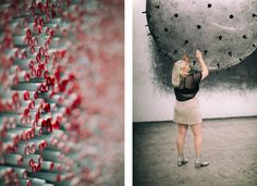 Wonderspaces- fun and interactive modern art. This Must Be The Place - Nena Sterner Photography