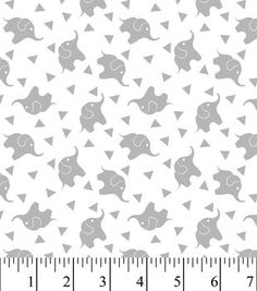 Nursery Fabric To The Moon And Back Grey Fabric Patterns